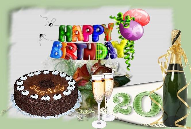 20 szülinapi köszöntő Születésnapra küldhetők 20 szülinapi köszöntő